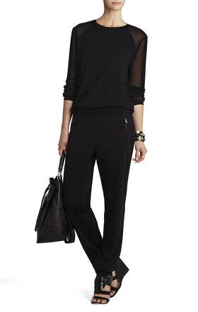 Aliah Long-Sleeve Sweatshirt