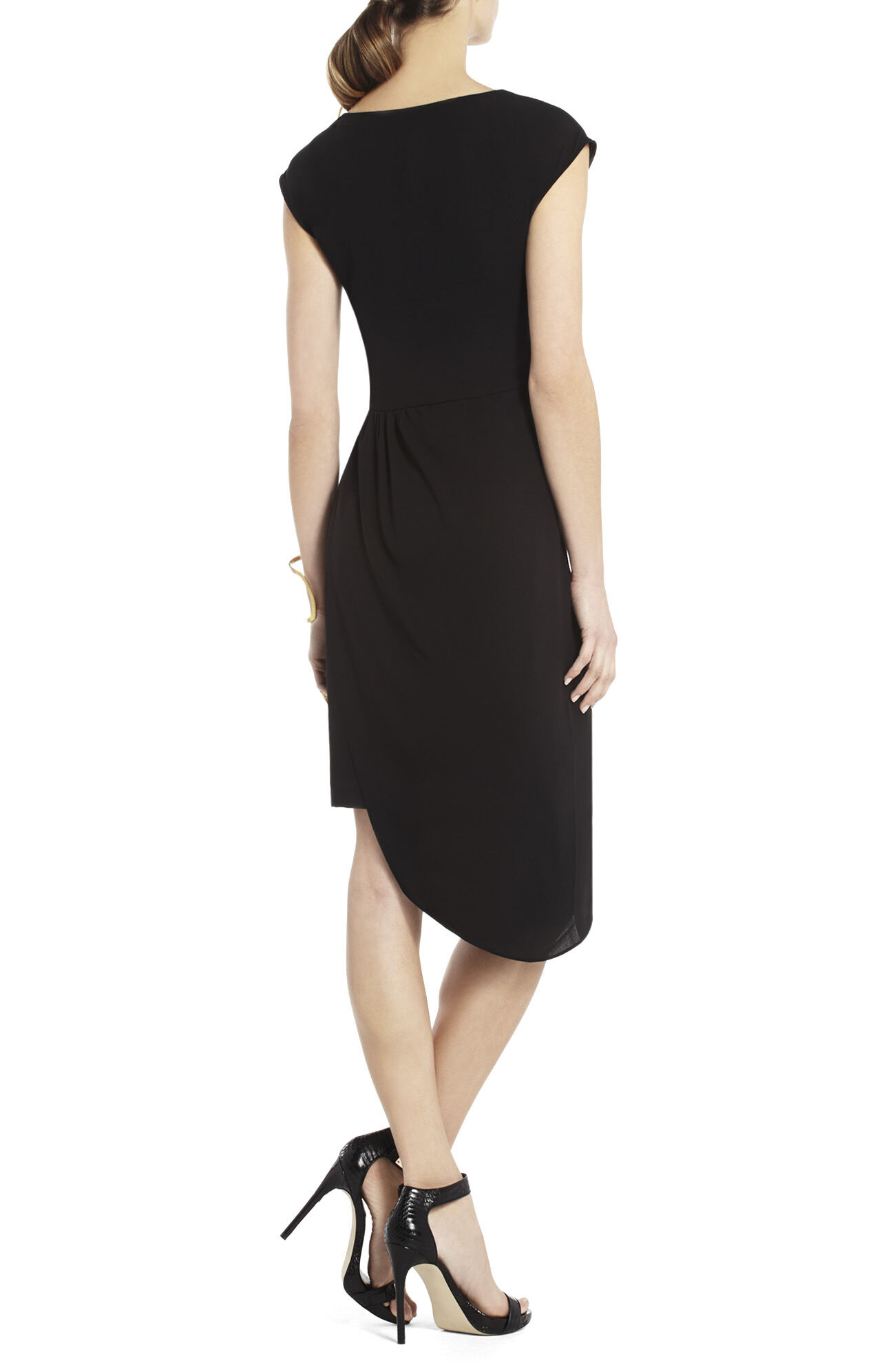 Viola One-Sleeved Dress