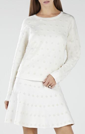 Rilee Polka Dot Sweatshirt