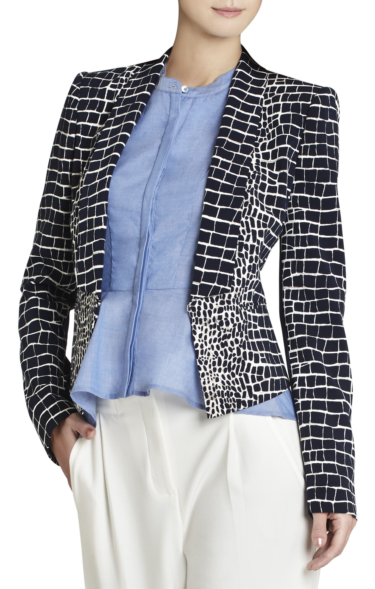 Leeam Slim Blazer