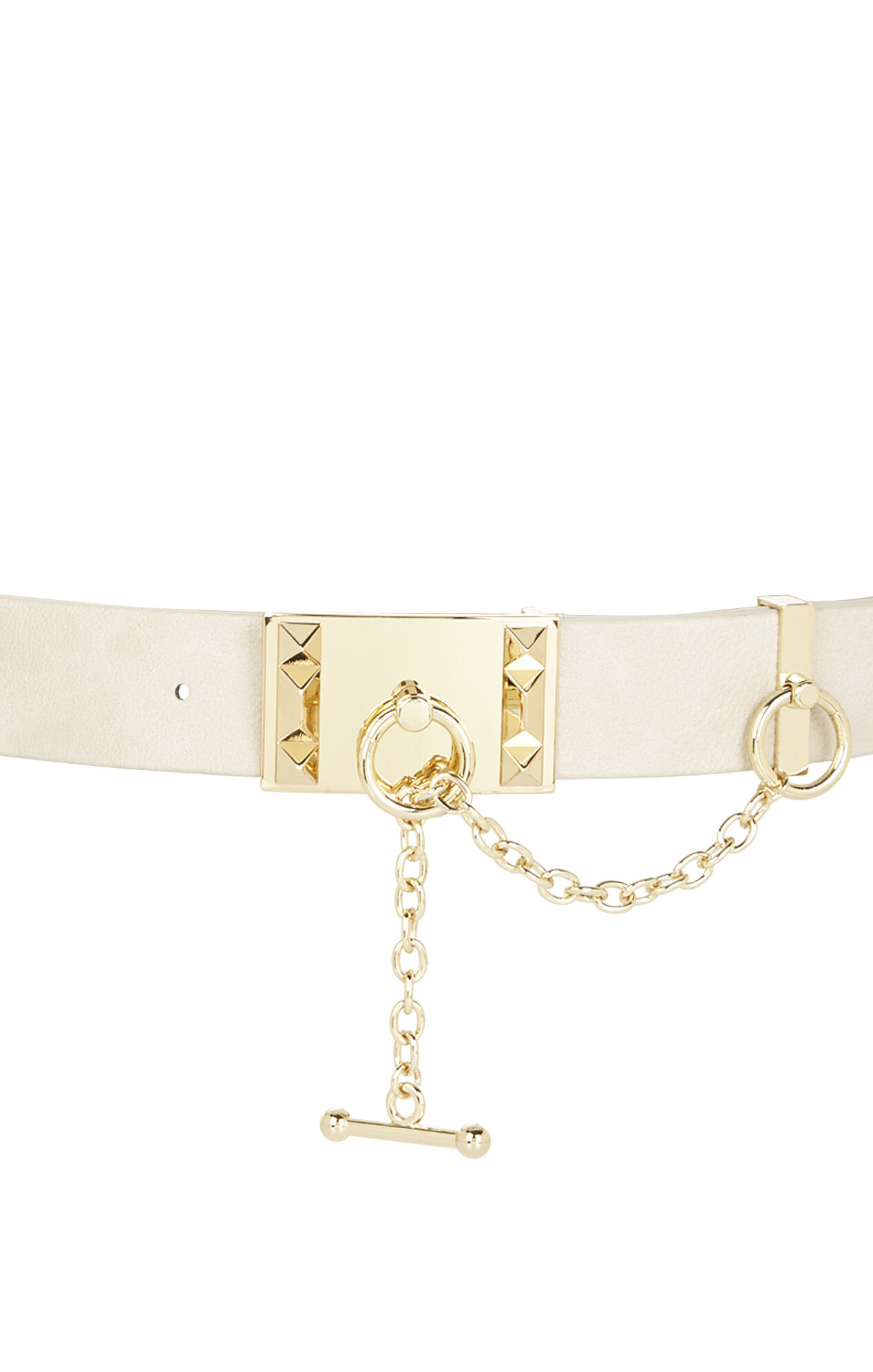Stud Toggle Hip Belt