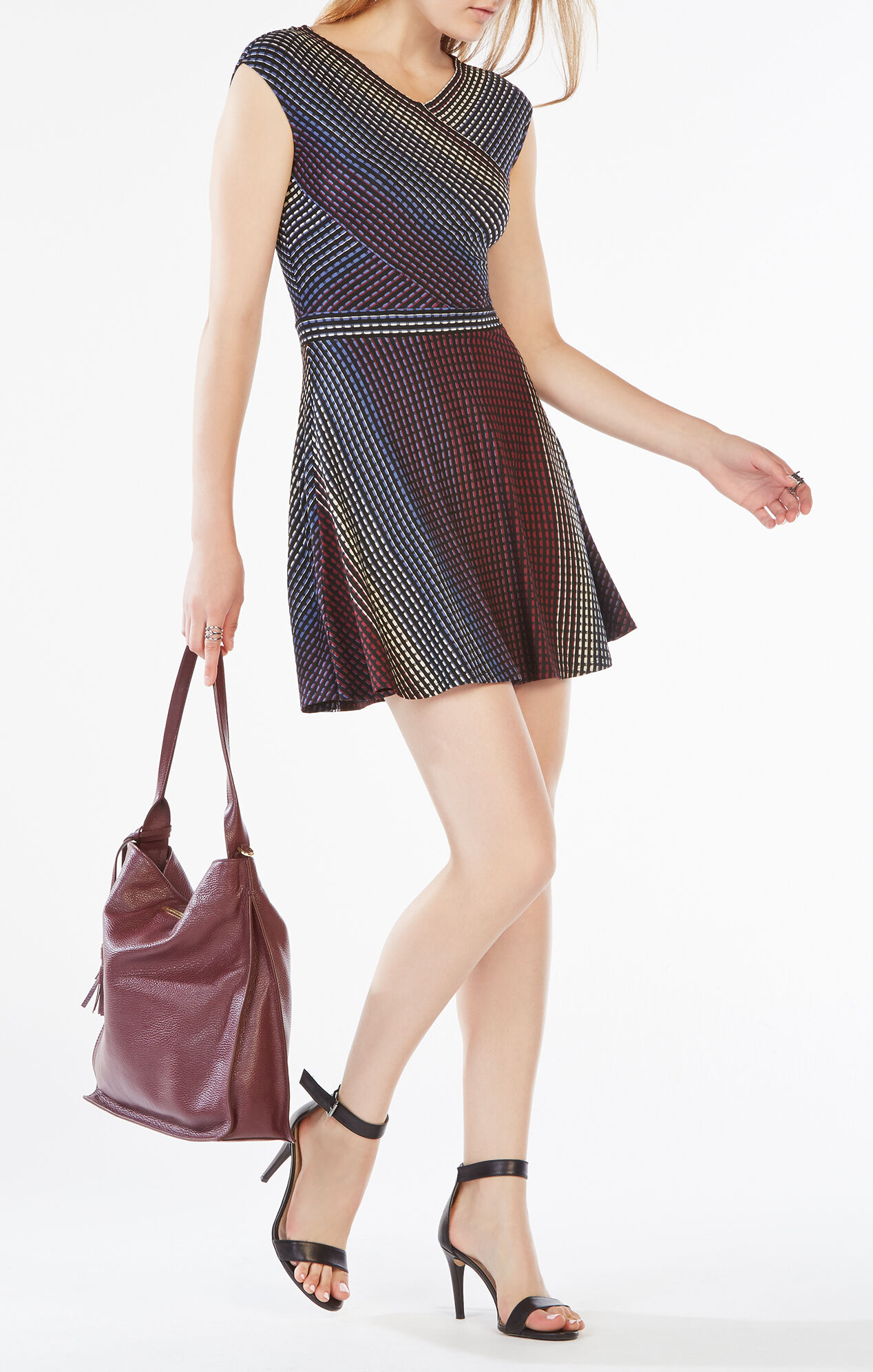 Jasmyne Striped Dress