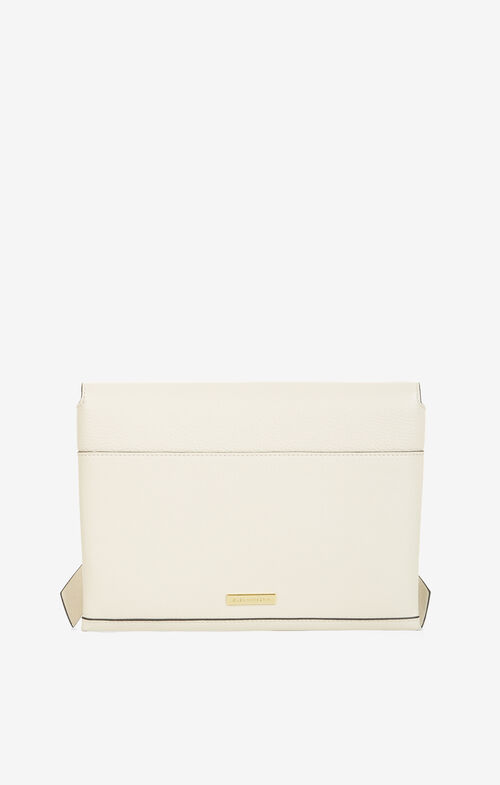 Nicoletta Leather Clutch