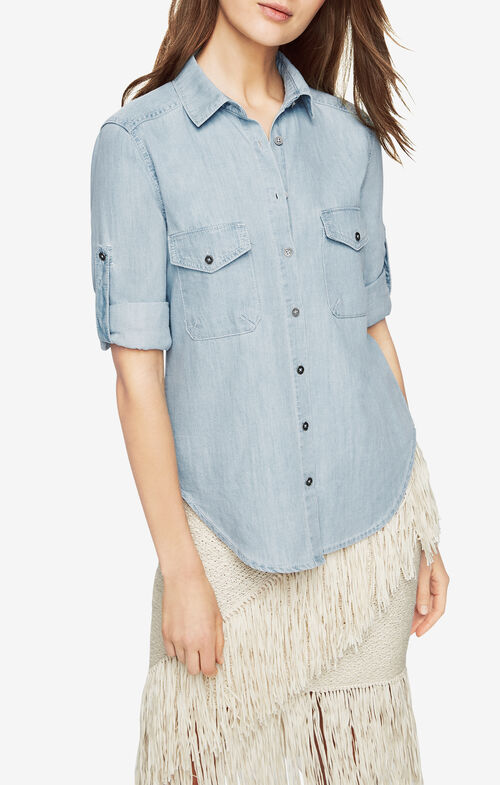 Anderson Denim Shirt