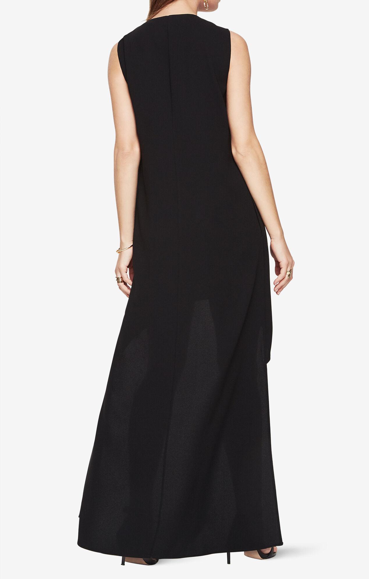 Amaryllis High-Low Dress