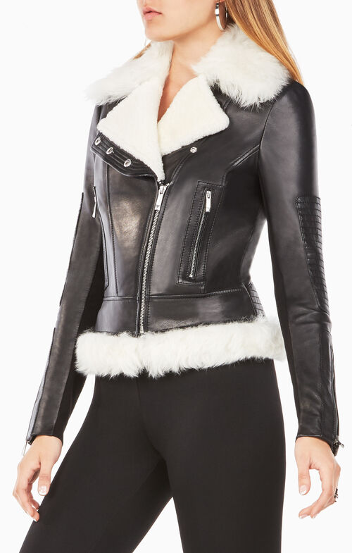 Gwyn Leather Jacket
