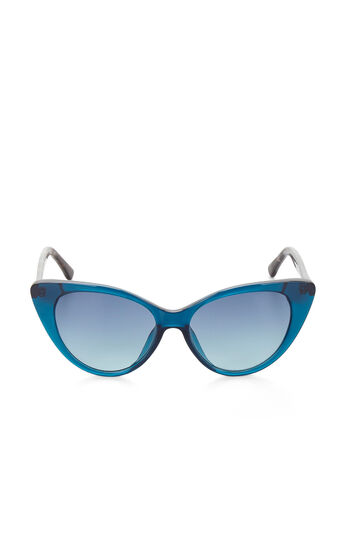 Long Cat-Eye Sunglasses