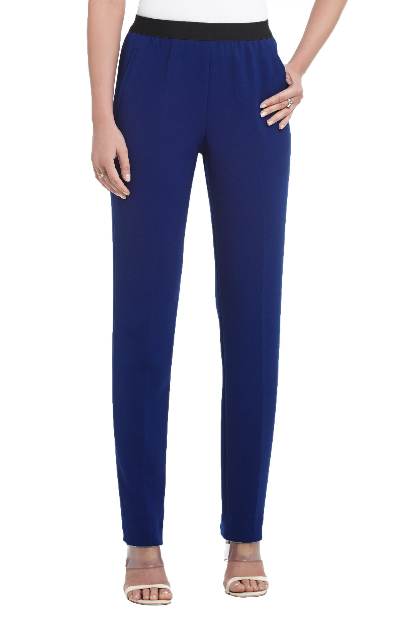 Michael Relaxed-Fit Tuxedo Pant