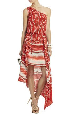 Margo One-Shoulder Dress