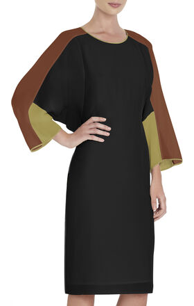 Runway Darya Silk Dress