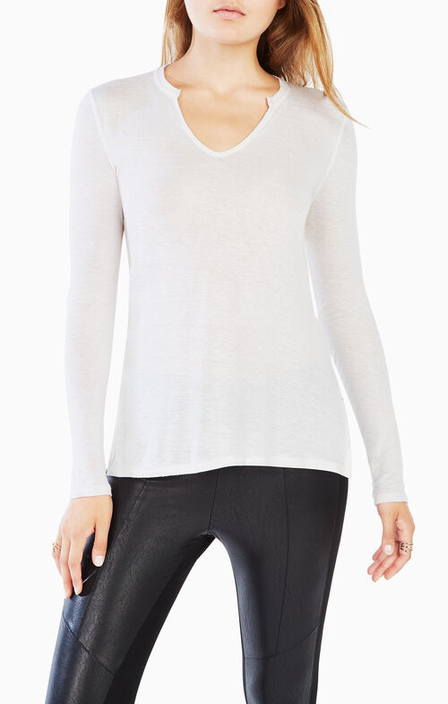 Memie Long Sleeve Top