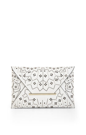 Lasercut Harlow Clutch