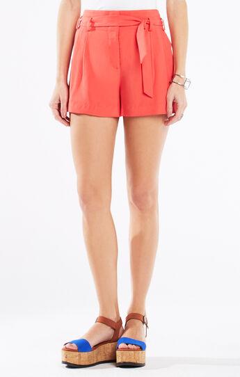 Aldan Belted Short