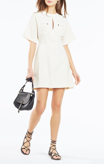 Ingrad Cutout Dress