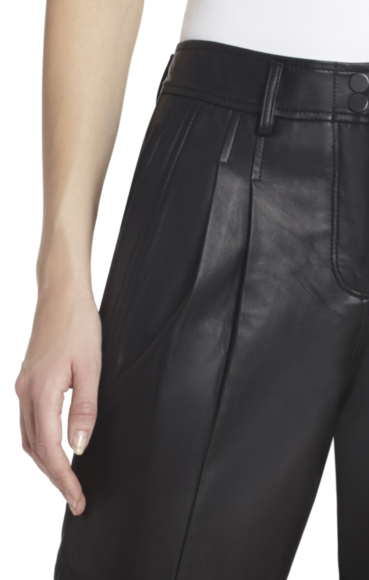 Runway Carson Leather Short