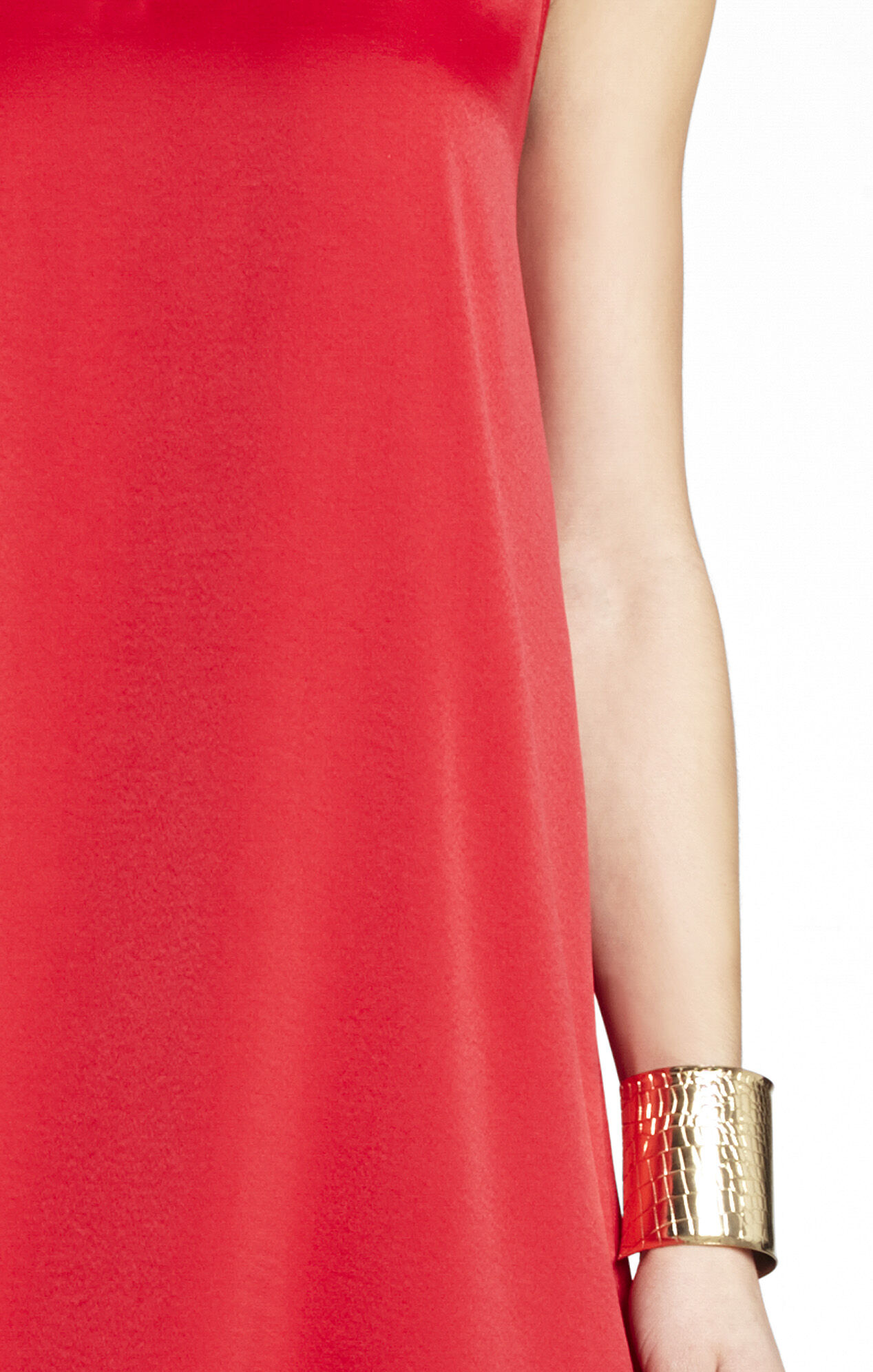 Willow Asymmetrical-Hem Dress