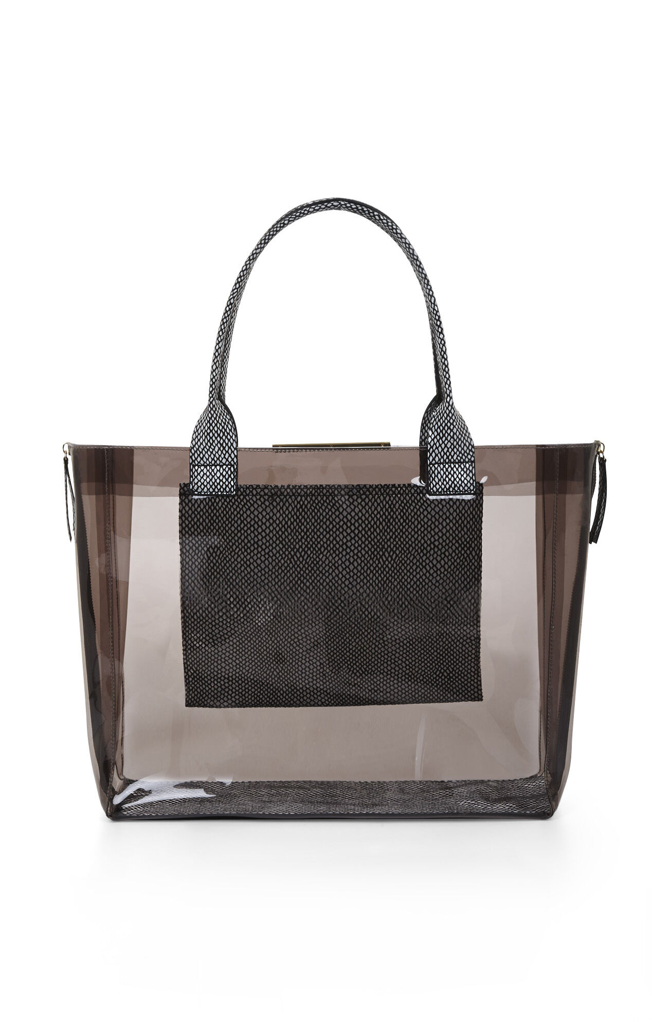 Carly Zipper Tote