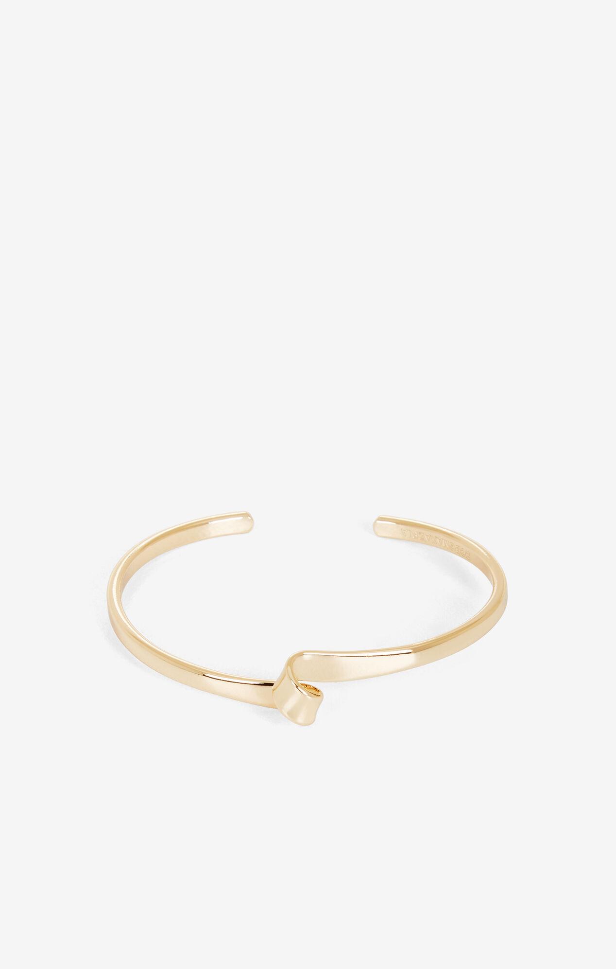 Twisted Cuff Bracelet