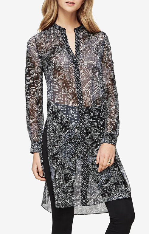 Taylur Batik-Printed Shirt