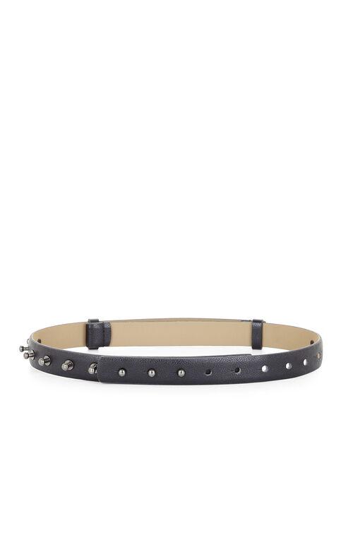 Skinny Collar Stud Waist Belt