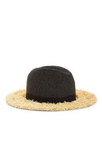 Fringe Panama Hat