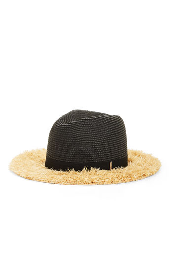 Fringe Panama Hat