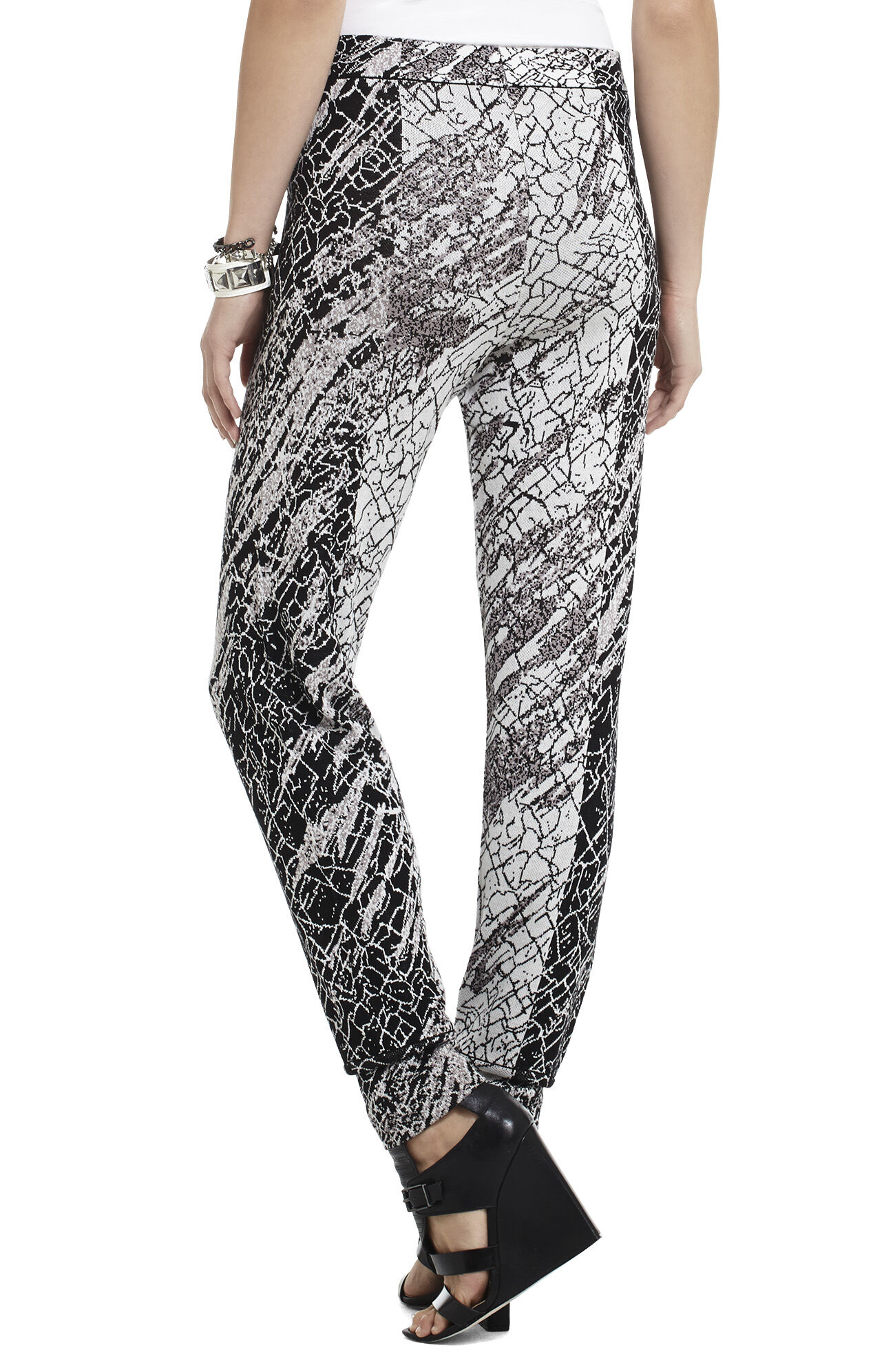 Alder Crackled Jacquard SweatPant