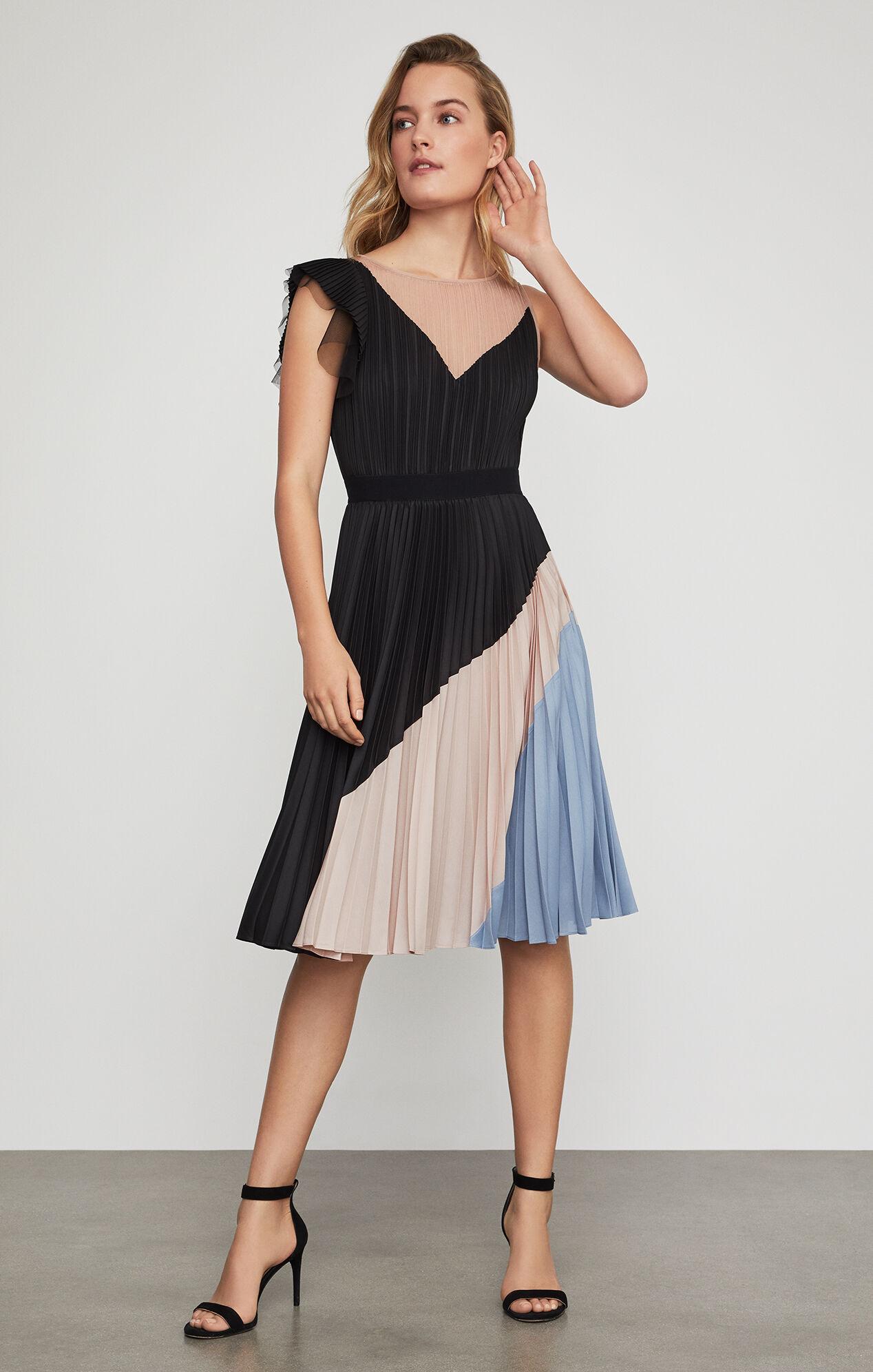 Ciara Color-Blocked Dress