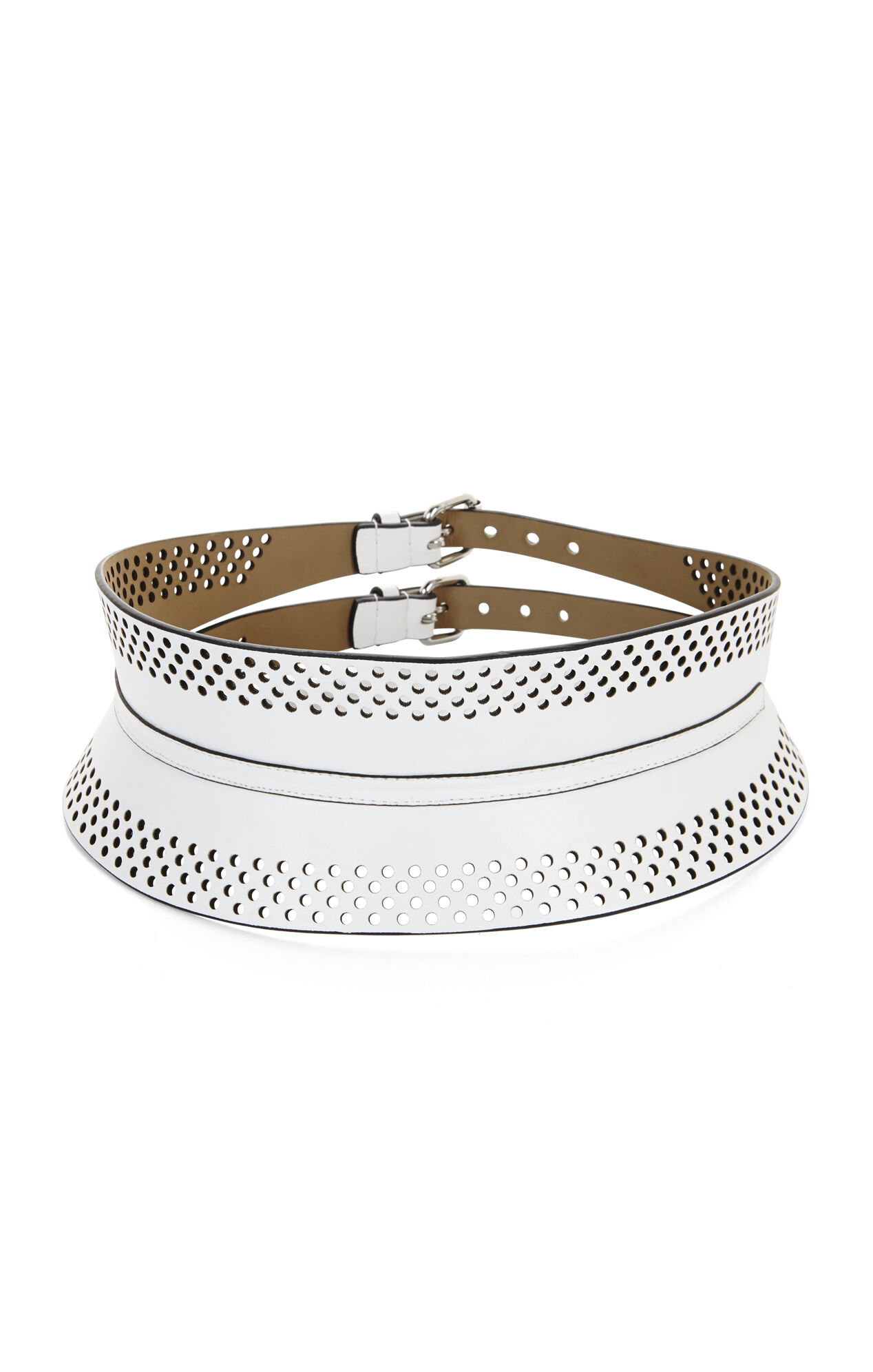 Perforated Waist Belt