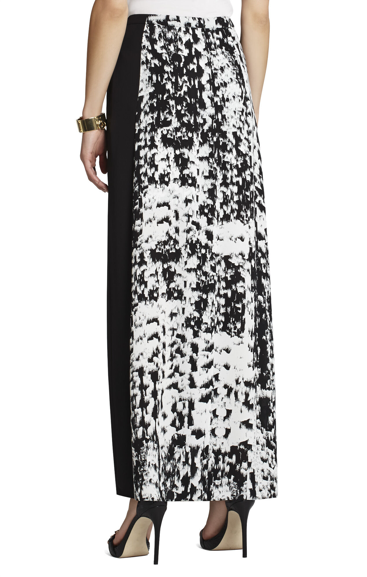 Jane Printed Maxi Skirt