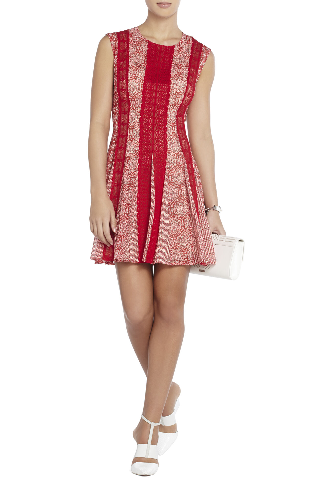 Jalena Lace Dress