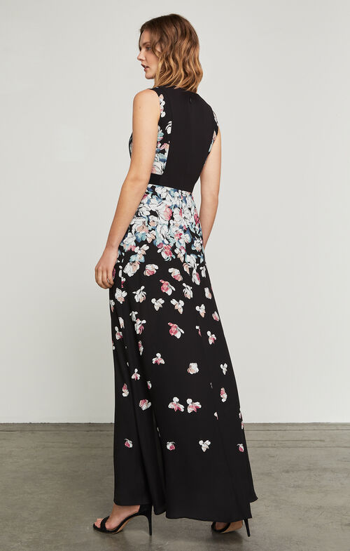 Etta Floral Print Gown