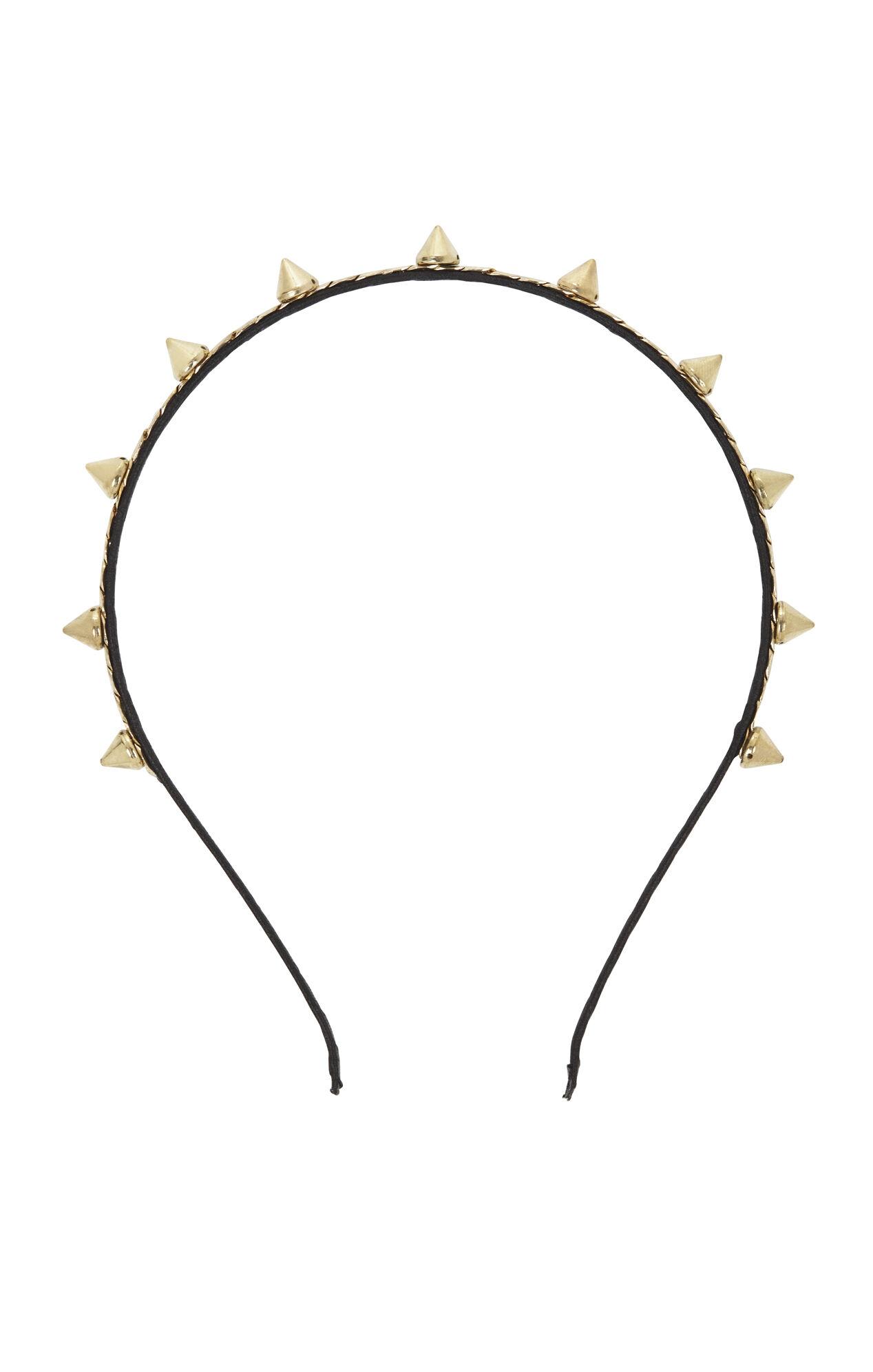 Cone-Stud Spike Headband