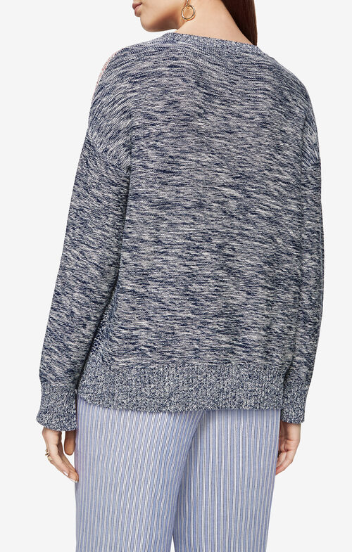 Carolynn Fringe-Trim Sweater