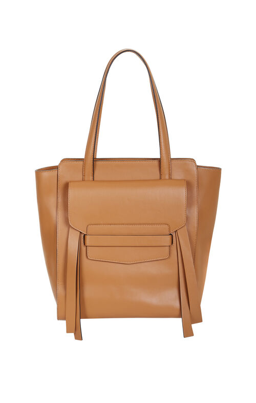 violetta leather tote - Sac A Main Color