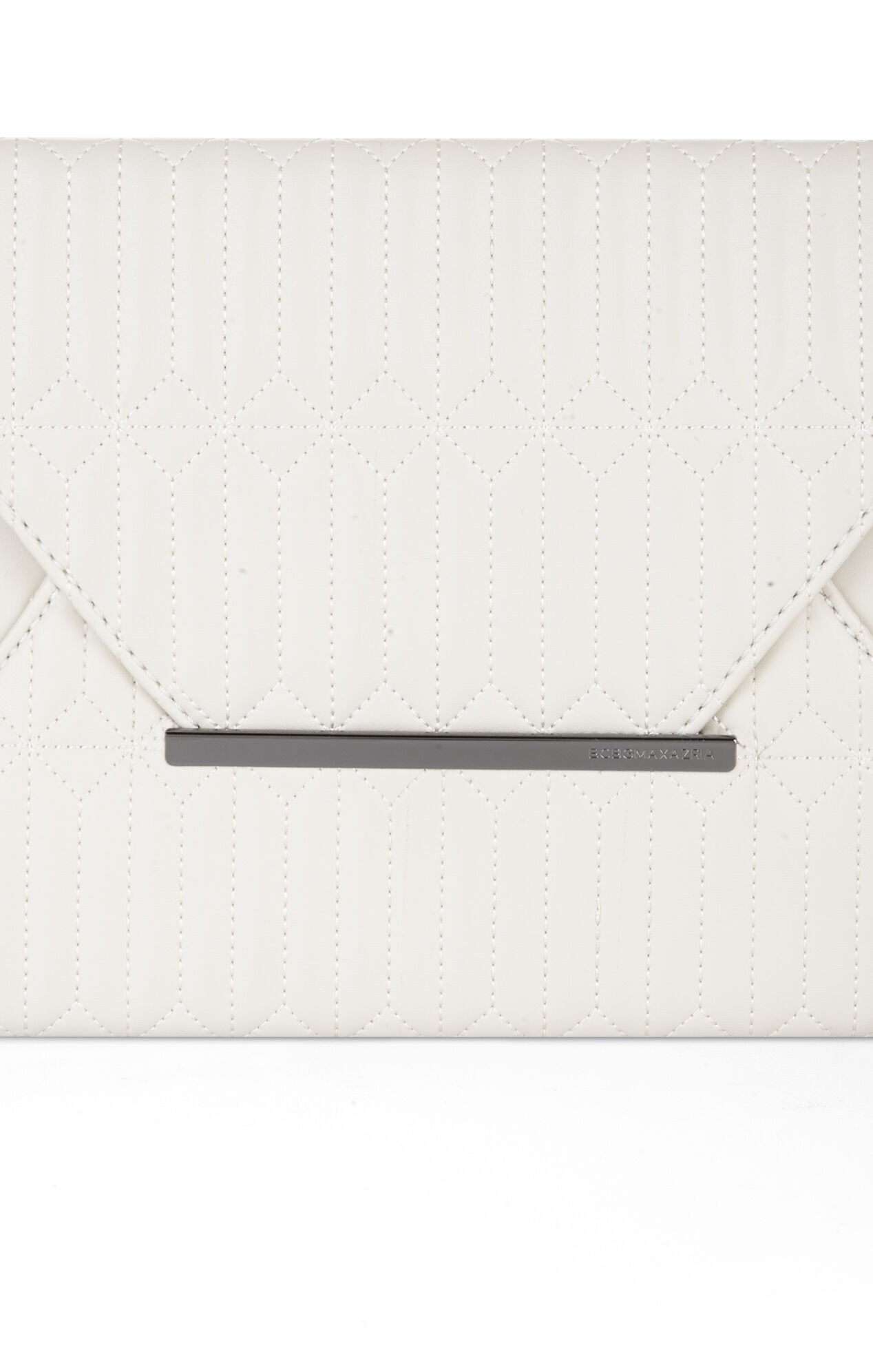 Hallie Quilted Envelope Clutch
