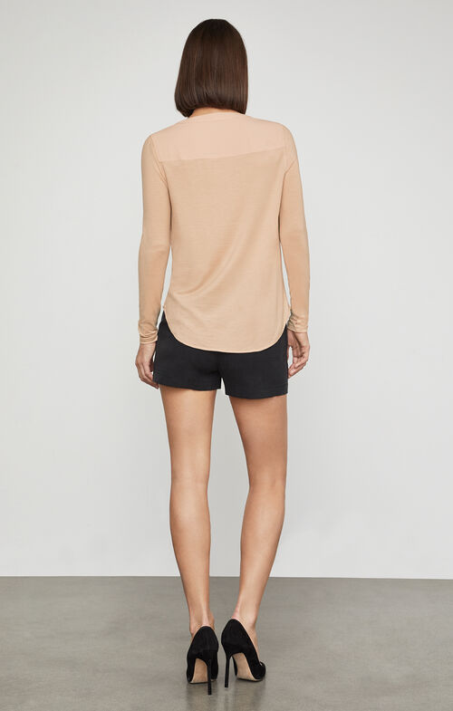 Maclura Long-Sleeve Top