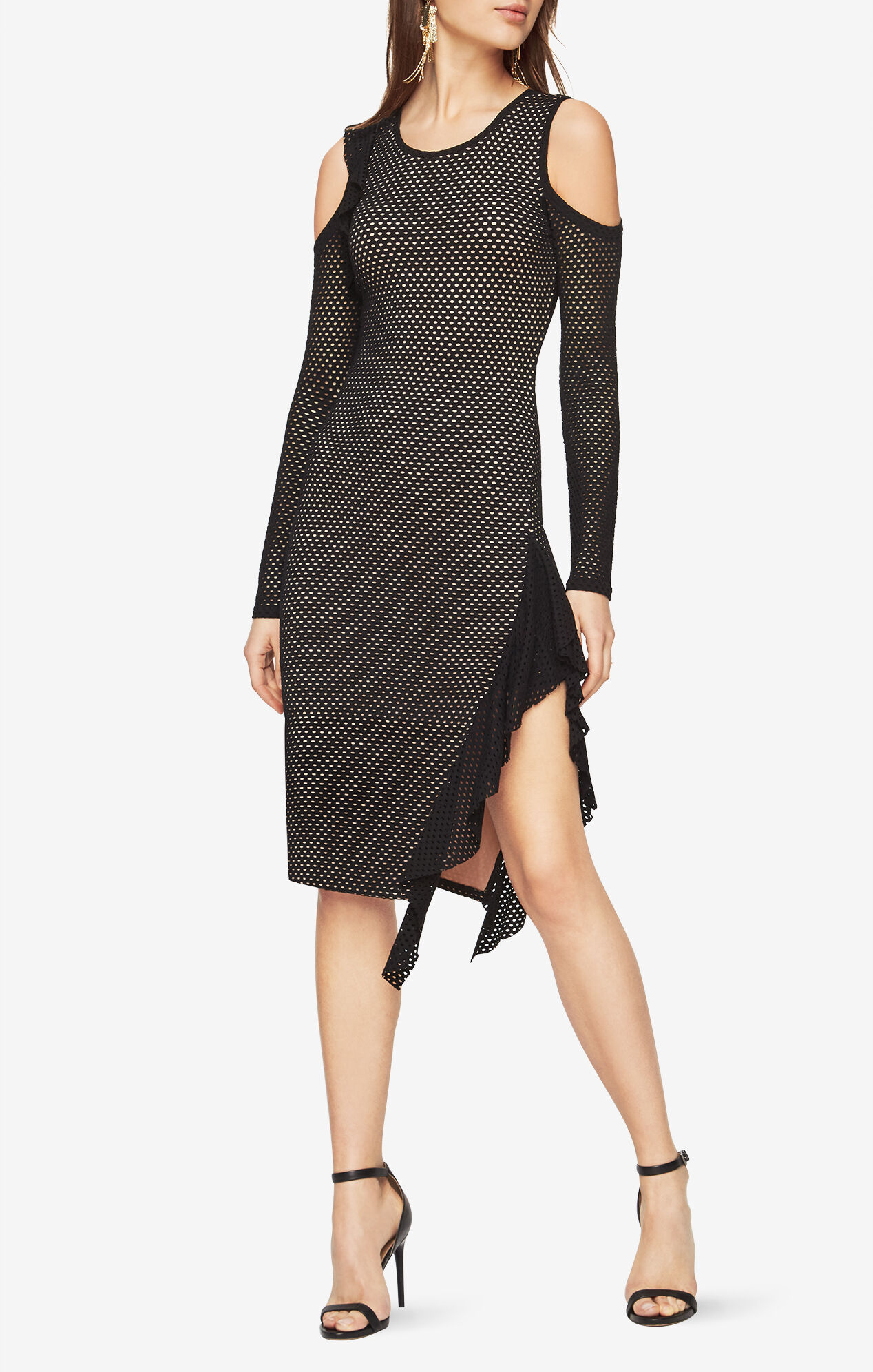 Bcbg black tube dress