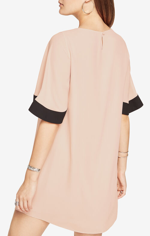 Philippa Color-Blocked Dress