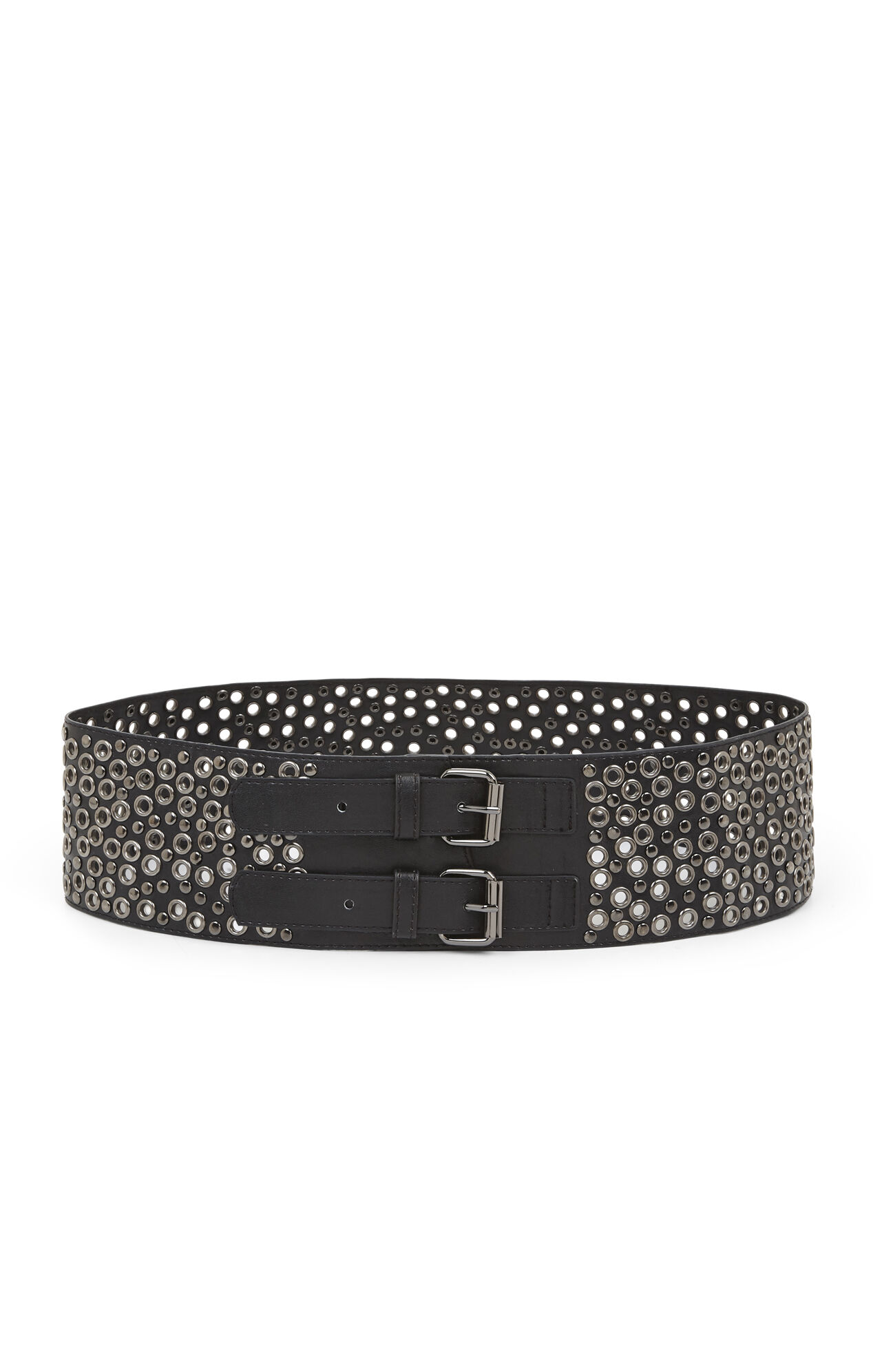 Eyelet-Studded Hip Belt