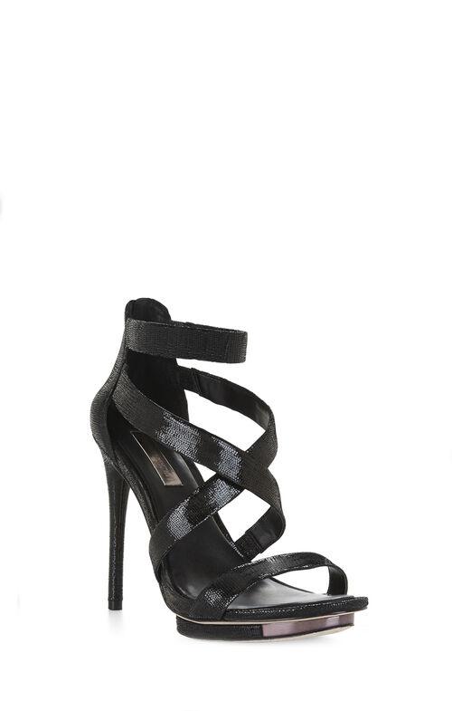 Leemour Strappy High-Heel Sandal