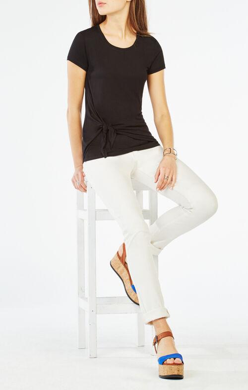 Liana Tied T-Shirt