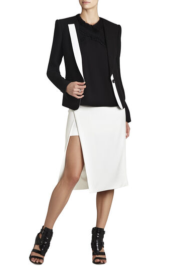 Marcelle Color-Blocked Blazer