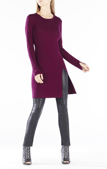 Madyson Wool Tunic Sweater