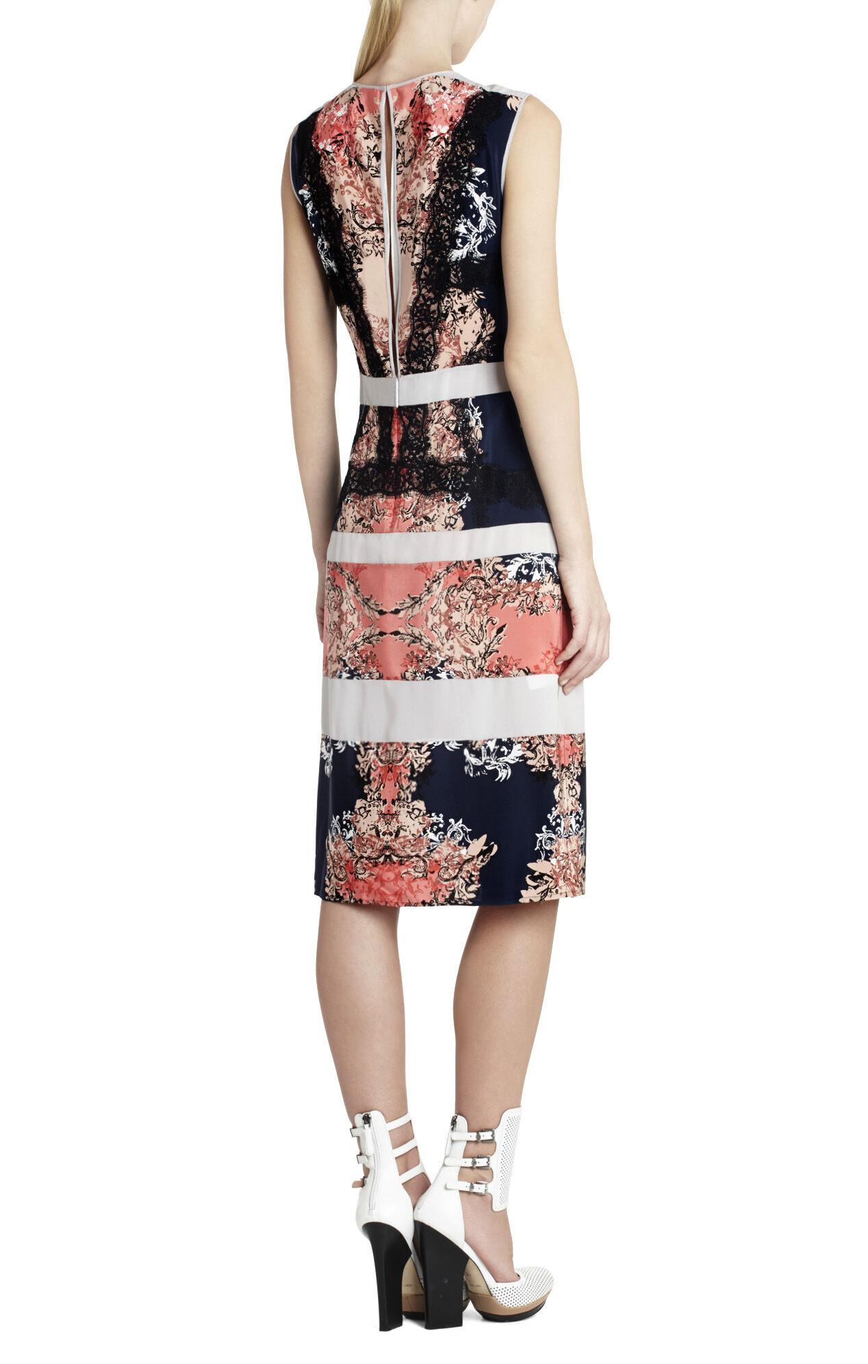 Runway Sofia Silk Dress