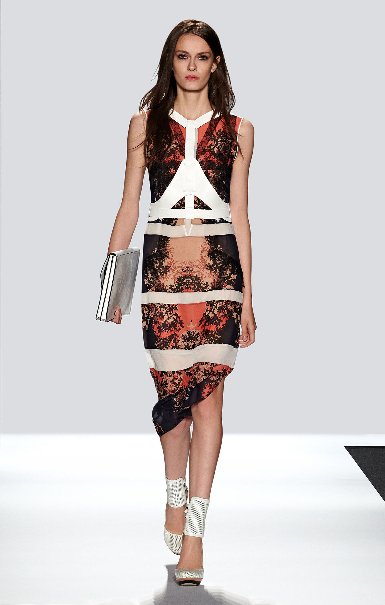Runway Sofia Silk Dress