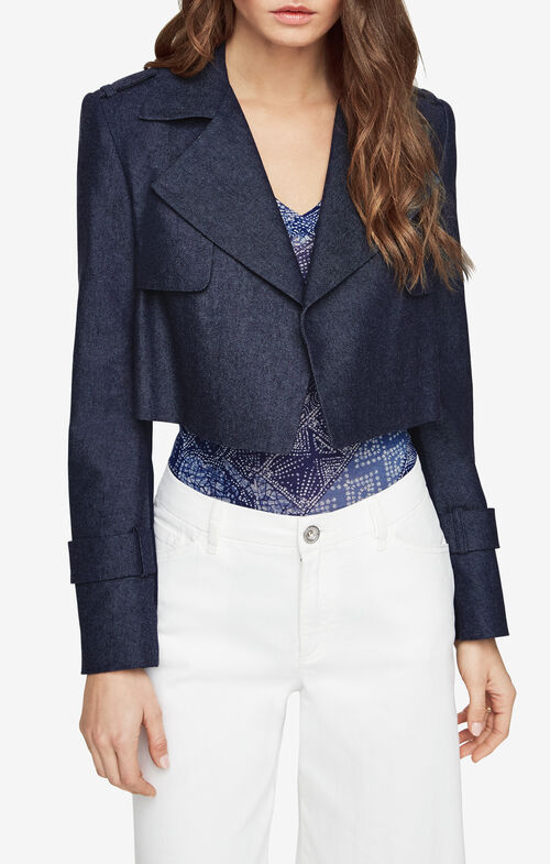 Gerald Cropped Jacket