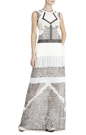 Runway Natasha Silk Dress