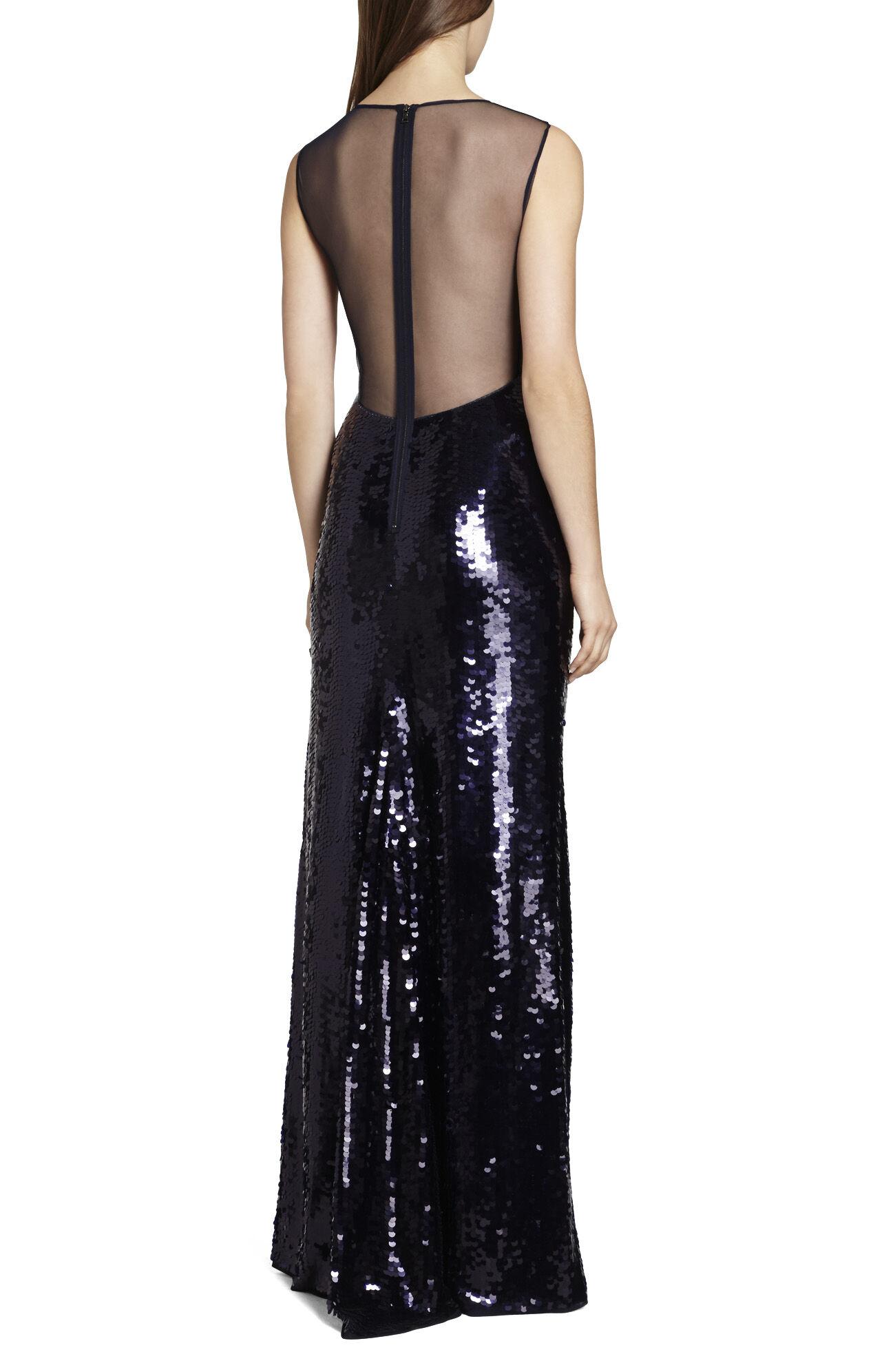 Evangeline Paillette Gown