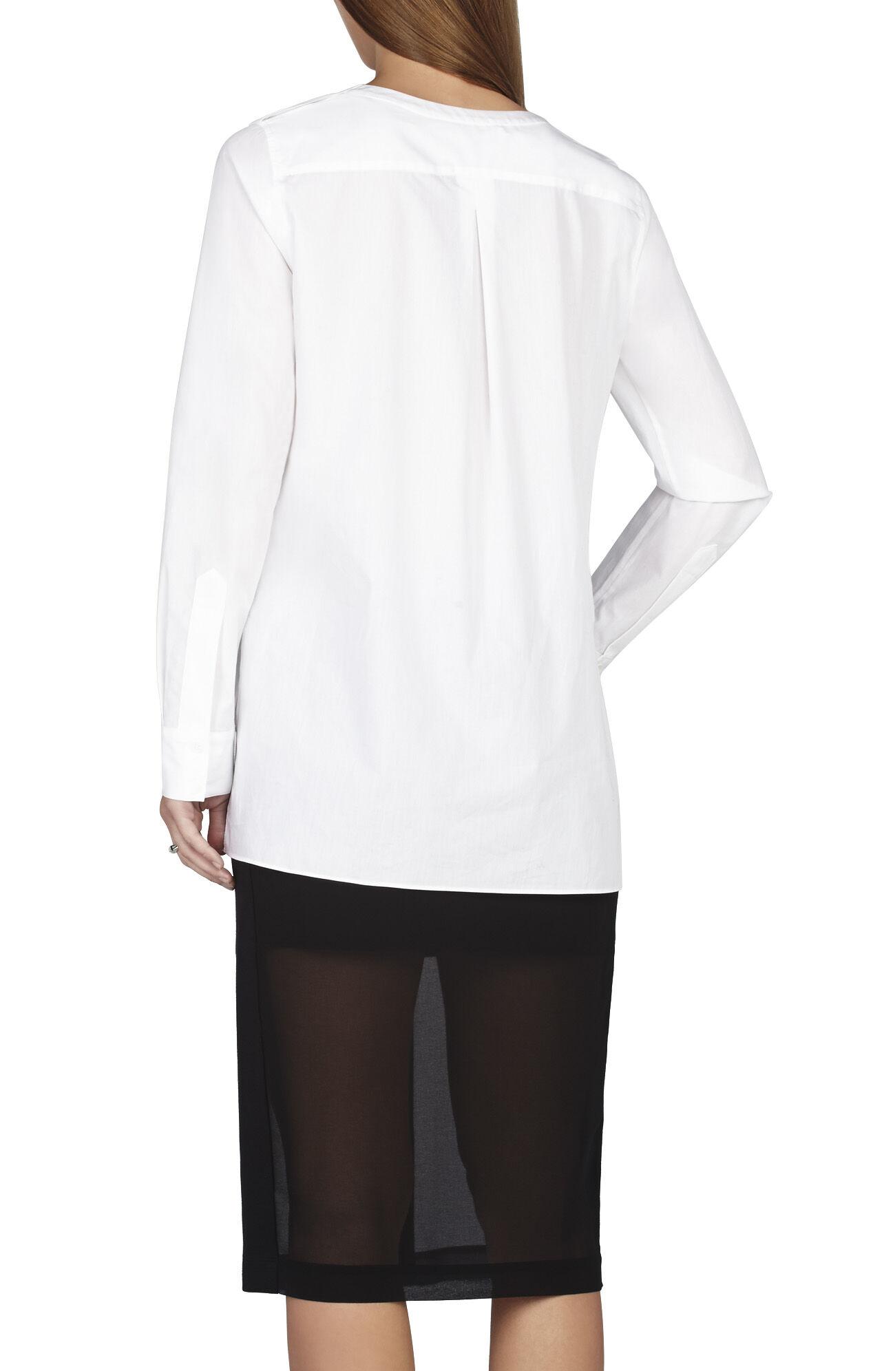 Lillyan Lace-Front Shirt